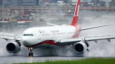 B-6096 - Airbus A330-343 - Shanghai Airlines