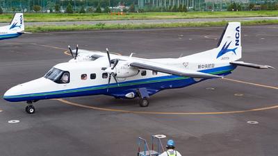 JA37CA - Dornier Do-228-212NG - New Central Airline (NCA)