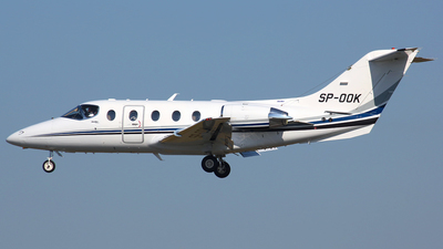 A picture of SPOOK - Hawker Beechcraft 400XP - [RK512] - © Christian Weber
