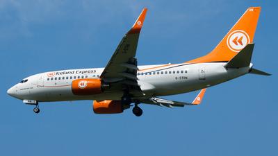 G-STRN - Boeing 737-7L9 - Iceland Express (Astraeus Airlines)