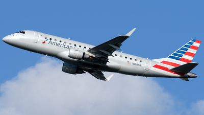 N108HQ - Embraer 170-200LR - American Eagle (Republic Airways)
