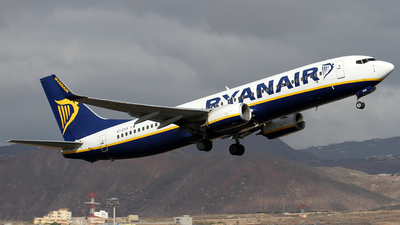 EI-EVX - Boeing 737-8AS - Ryanair