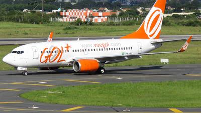 PR-VBZ - Boeing 737-73A - GOL Linhas Aéreas