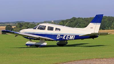 G-KEMI - Piper PA-28-181 Archer III - Private