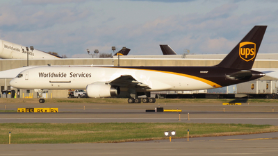 N448UP - Boeing 757-24A(PF) - United Parcel Service (UPS)