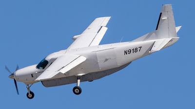 A picture of N9187 - Cessna 208B Grand Caravan - [208B0948] - © Wes Loeffler