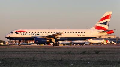A picture of GEUUN - Airbus A320232 - British Airways - © Goncalo Guimaraes