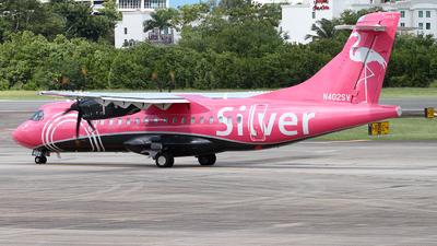 N402SV - ATR 42-600 - Silver Airways