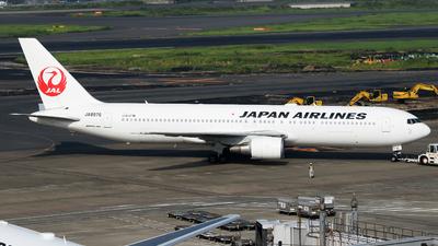 JA8976 - Boeing 767-346 - Japan Airlines (JAL)