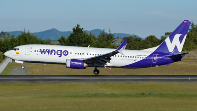 A picture of HP1523CMP - Boeing 7378V3 - Wingo - © Jorge Saenz