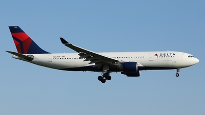 A picture of N852NW - Airbus A330223 - Delta Air Lines - © André Klöckner