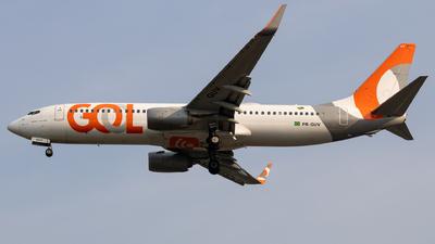 PR-GUV - Boeing 737-8EH - GOL Linhas Aereas