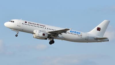 LZ-EAA - Airbus A320-231 - Enter Air (Electra Airways)