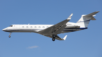 B-8309 - Gulfstream G550 - BAA - Business Aviation Asia(Ovation Travel Group)