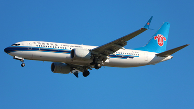 B-1205 - Boeing 737-8 MAX - China Southern Airlines