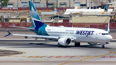 C-GZSG - Boeing 737-8 MAX - WestJet Airlines