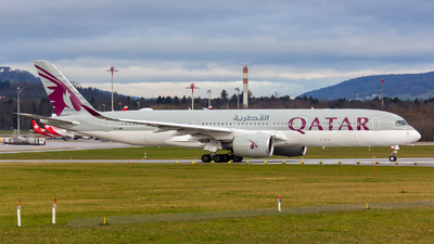 A7-AME - Airbus A350-941 - Qatar Airways