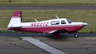 A picture of N6227Z - Mooney M20J - [243187] - © bruno muthelet