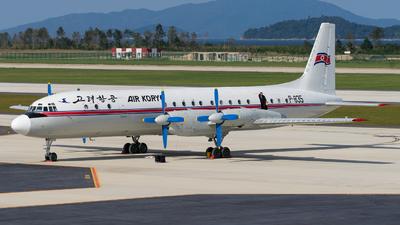 P-835 - Ilyushin IL-18 - Air Koryo
