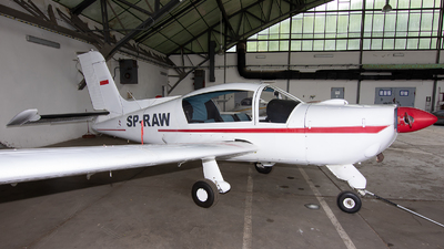 SP-RAW - Socata Rallye 180GT - Private