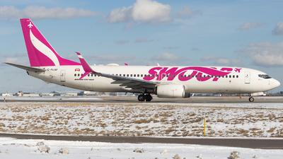 A picture of CFLSF - Boeing 7378CT - Swoop - © Shon Fridman