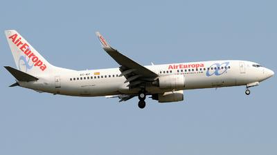 EC-IDT - Boeing 737-86Q - Air Europa