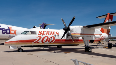 C-GGMP - Bombardier Dash 8-Q201 - Bombardier Aerospace