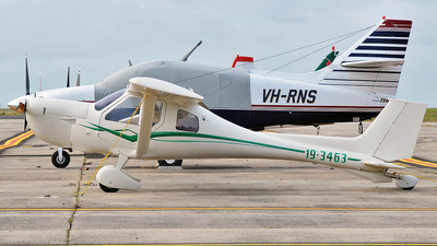 19-3463 - Jabiru SP500 - Private