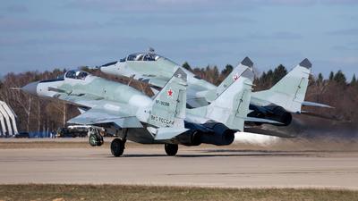 RF-92308 - Mikoyan-Gurevich MiG-29K Fulcrum D - Russia - Air Force