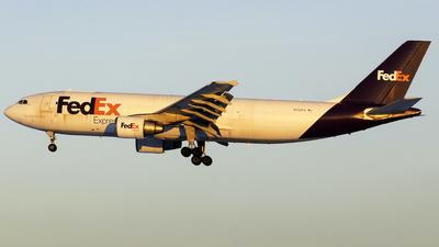 N730FD - Airbus A300B4-622R(F) - FedEx