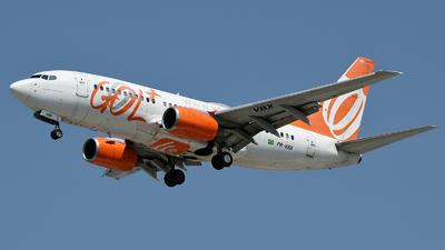 A picture of PRVBX - Boeing 7377BX - GOL Linhas Aereas - © Tiago Deivid
