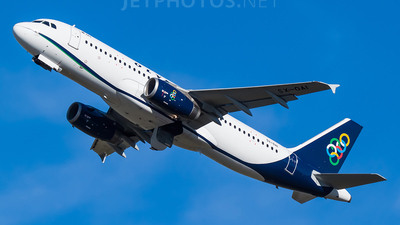 SX-OAI - Airbus A320-232 - Olympic Air
