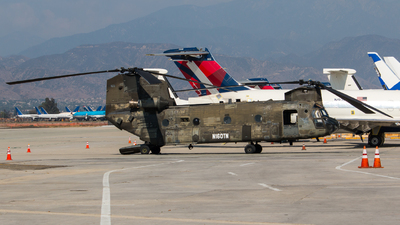 N160TN - Boeing CH-47D Chinook - Private