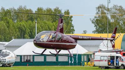 RA-06211 - Robinson R44 Raven II - Private