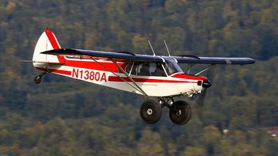 N1380A - Piper PA-18 Super Cub - Private