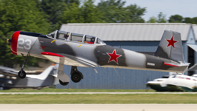 N23PM - Nanchang CJ-6A - Private