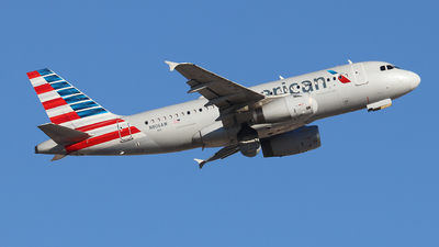 A picture of N806AW - Airbus A319132 - American Airlines - © Sam Thomas