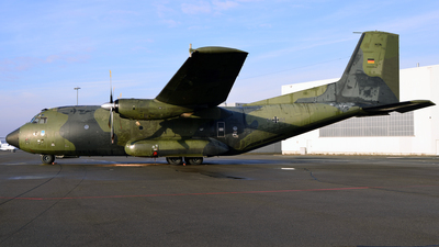 51-01 - Transall C-160D - Germany - Air Force