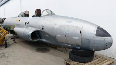 - Lockheed T-33A Shooting Star - Spain - Air Force
