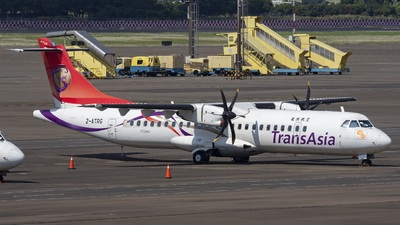 2-ATRG - ATR 72-212A(600) - TransAsia Airways