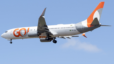 A picture of PRGUI - Boeing 7378EH - GOL Linhas Aereas - © Thales Penna