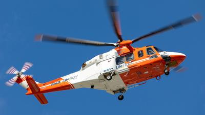 VH-XIB - Agusta-Westland AW-139 - LifeFlight Australia