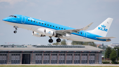 PH-EXG - Embraer 170-200STD - KLM Cityhopper