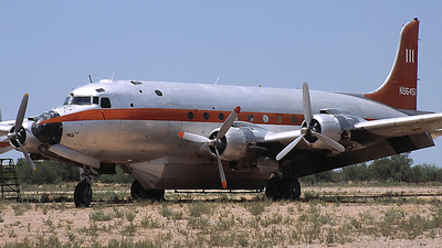 N96451 - Douglas C-54S Skymaster - Central Air Services