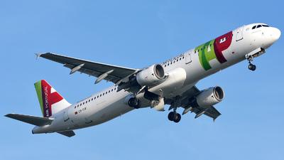 CS-TJF - Airbus A321-211 - TAP Air Portugal