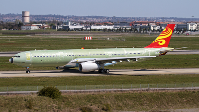 F-WWYL - Airbus A330-343 - Airbus Industrie