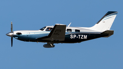 SP-TZM - Piper PA-46-500TP Malibu Meridian - Private