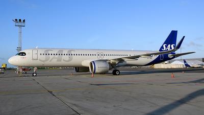 A picture of SEDMR - Airbus A321253NX - SAS - © Soren Madsen - CPH Aviation