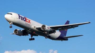 N298FE - Boeing 767-32LF(ER) - FedEx