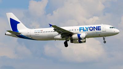 ER-00001 - Airbus A320-232 - FlyOne